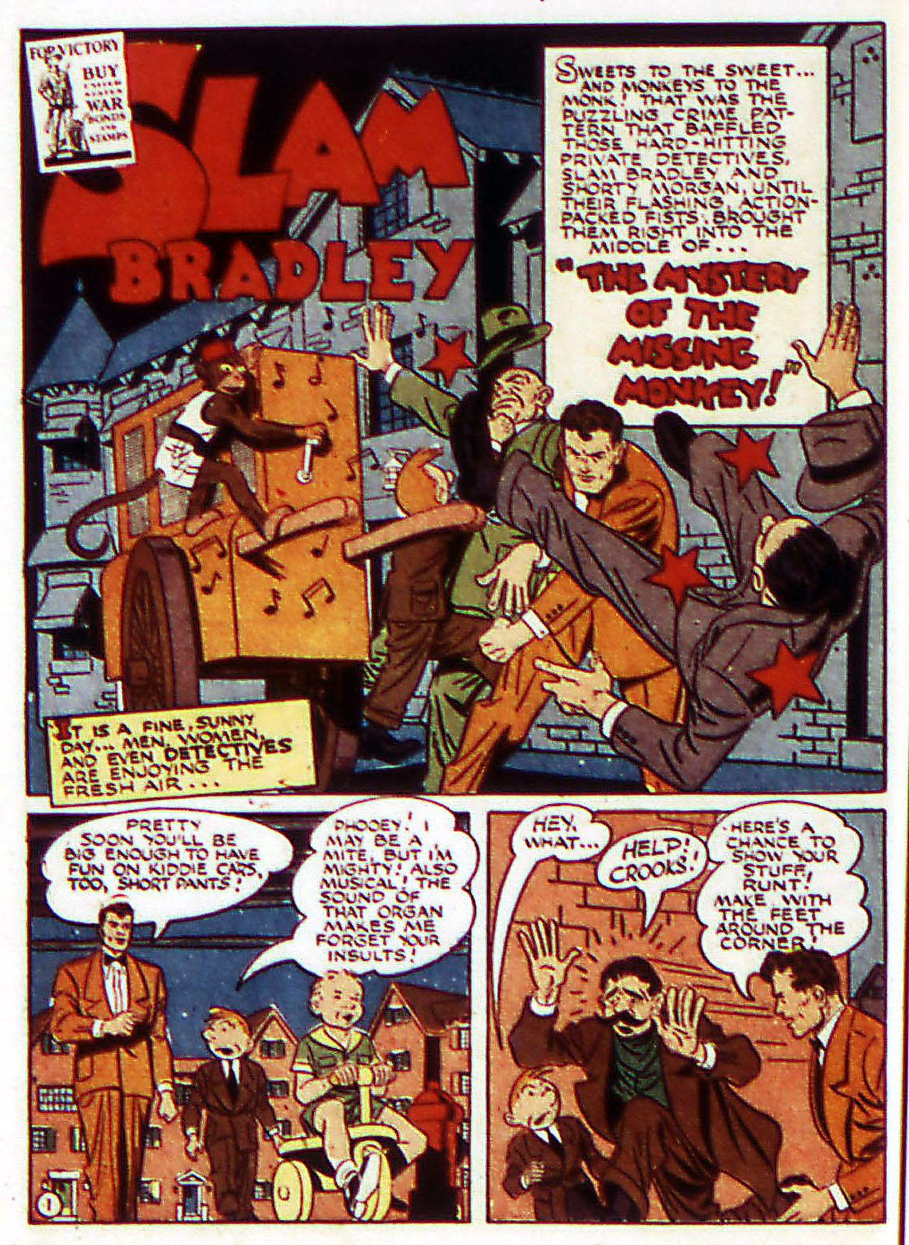 Read online Detective Comics (1937) comic -  Issue #72 - 59