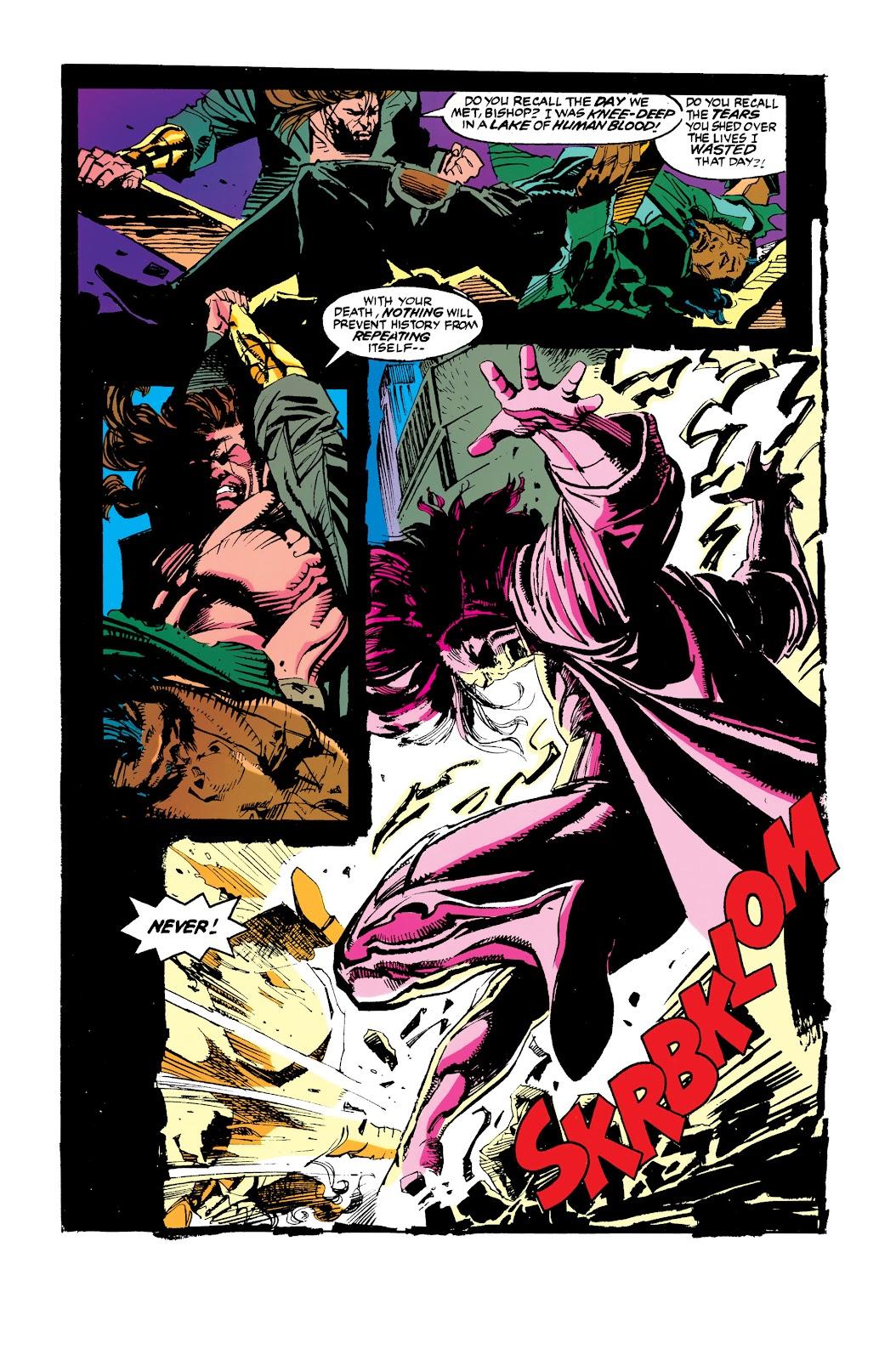 Uncanny X-Men (1963) issue 288 - Page 14
