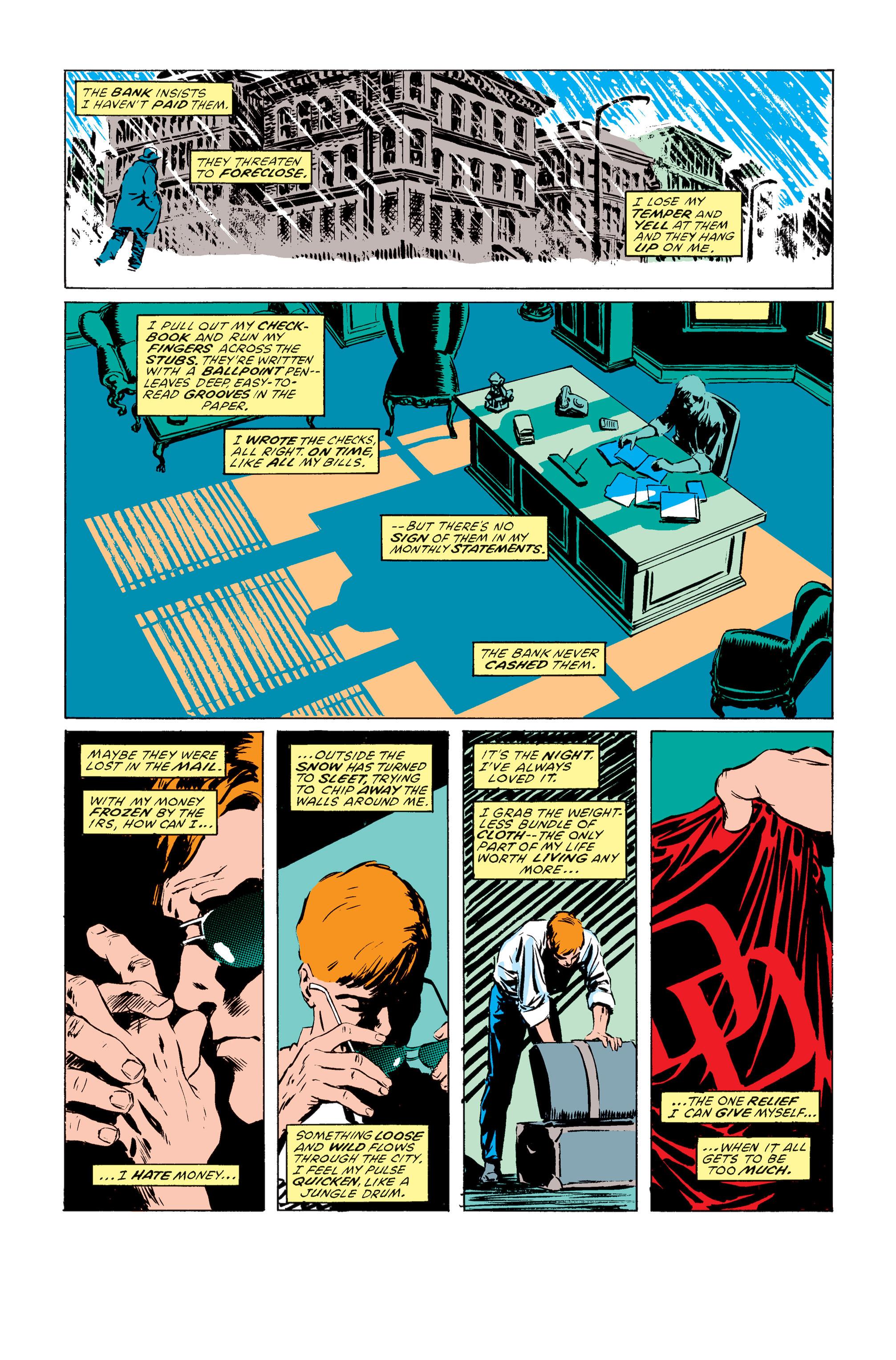 Read online Daredevil: Born Again comic -  Issue # Full - 39