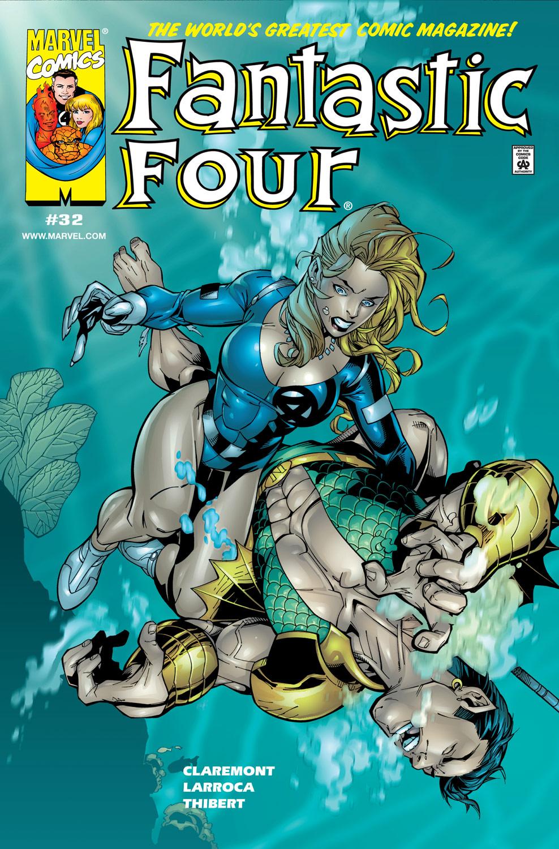 Fantastic Four (1998) 32 Page 1