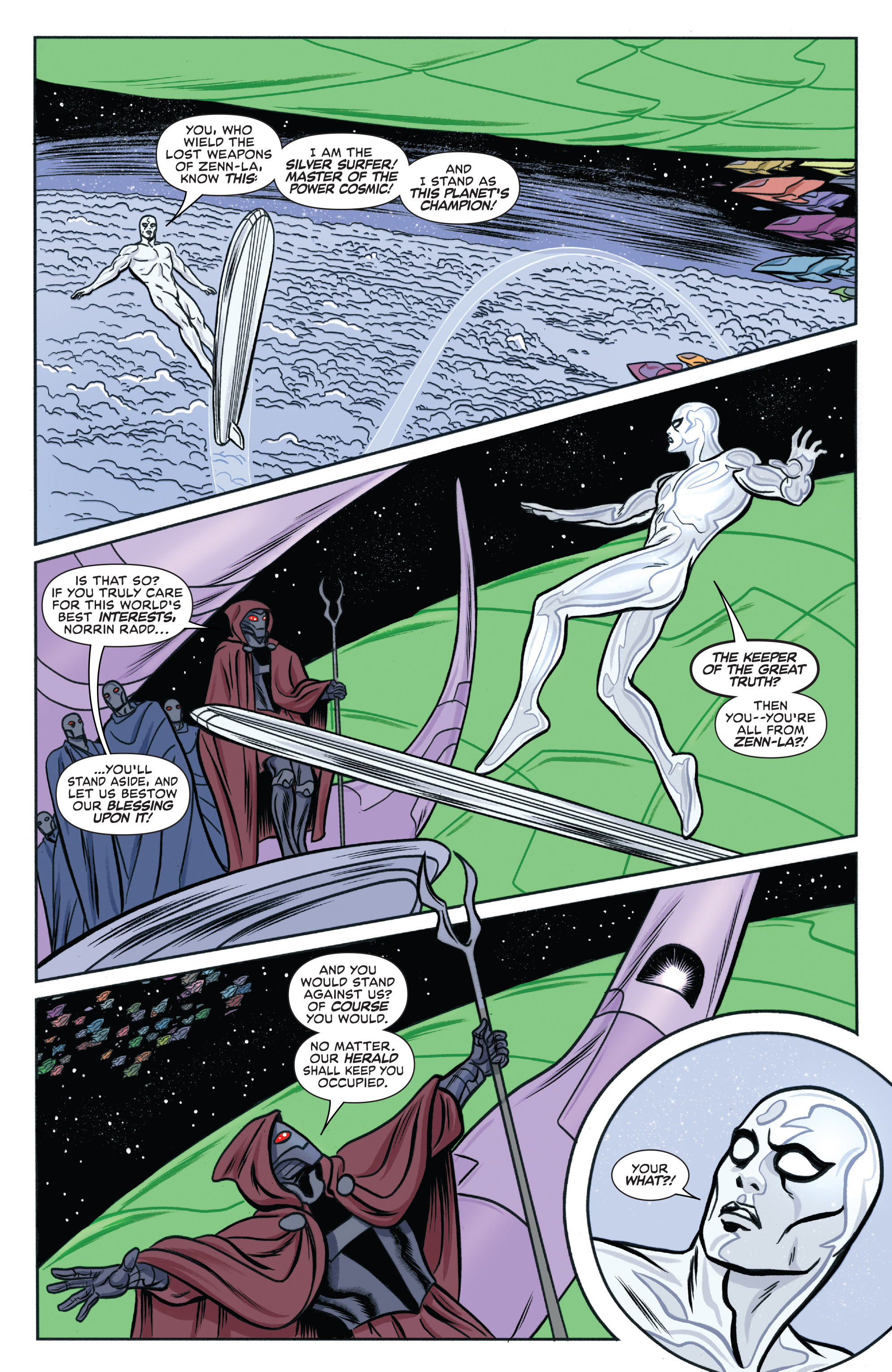 Read online Silver Surfer (2016) comic -  Issue #2 - 15