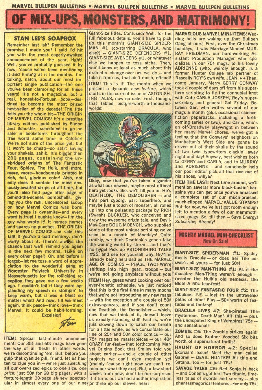 Strange Tales (1951) issue 175 - Page 15