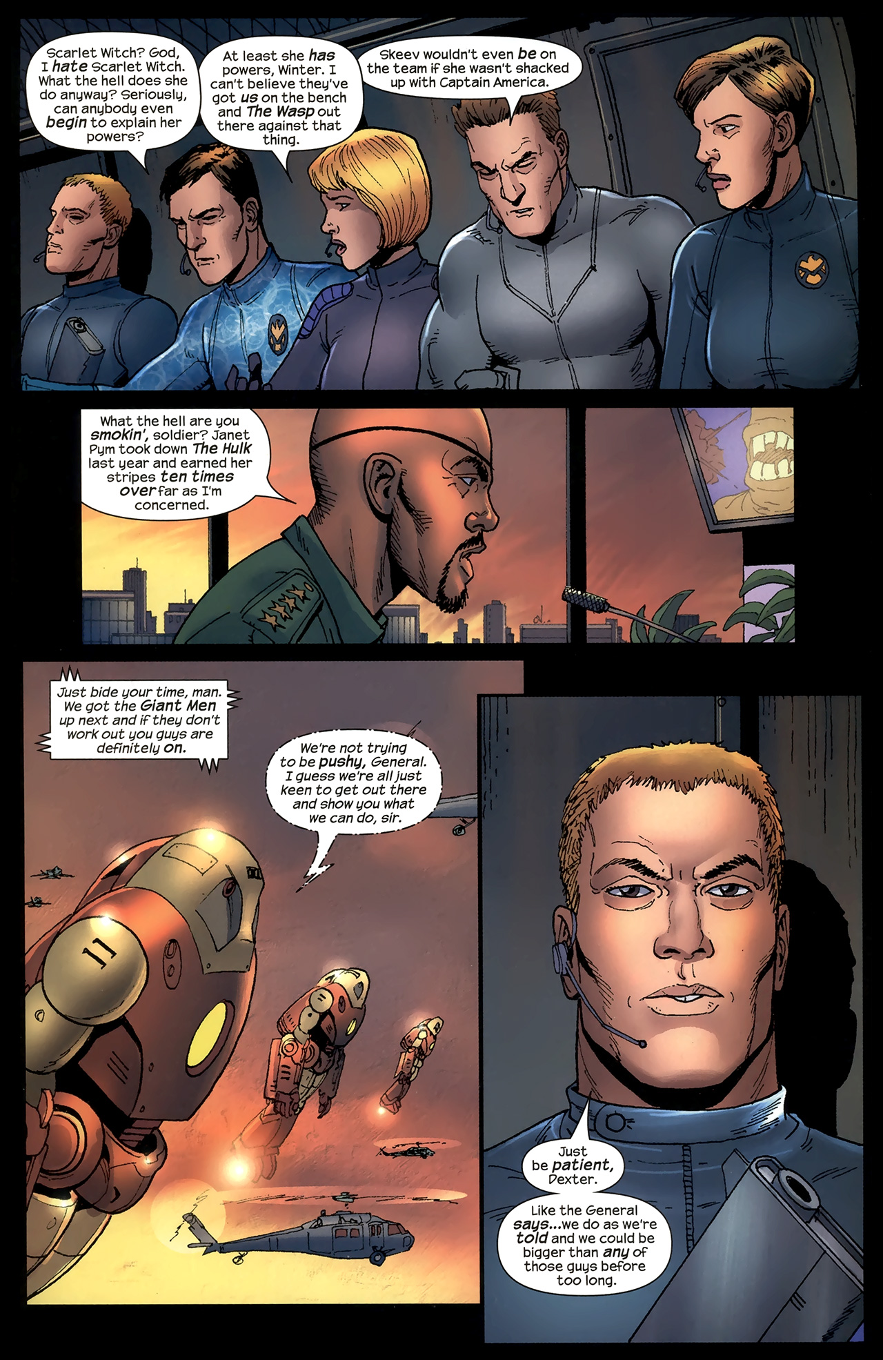 Read online Ultimates 2 comic -  Issue # _Annual 1 - 22