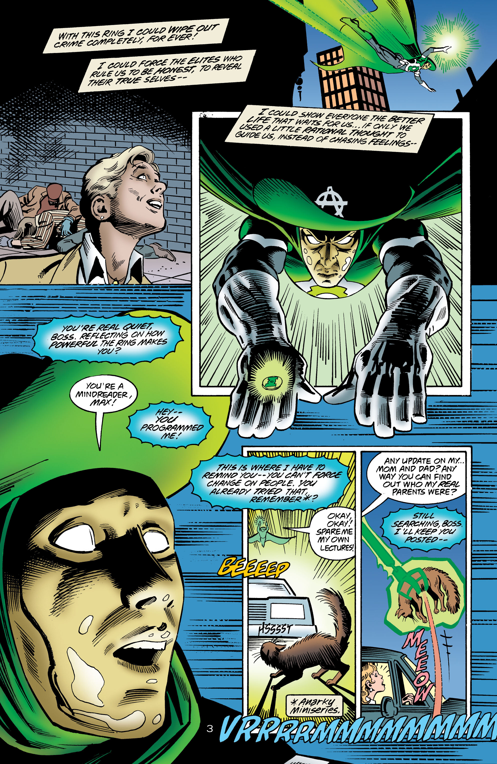 Read online Anarky (1999) comic -  Issue #2 - 4