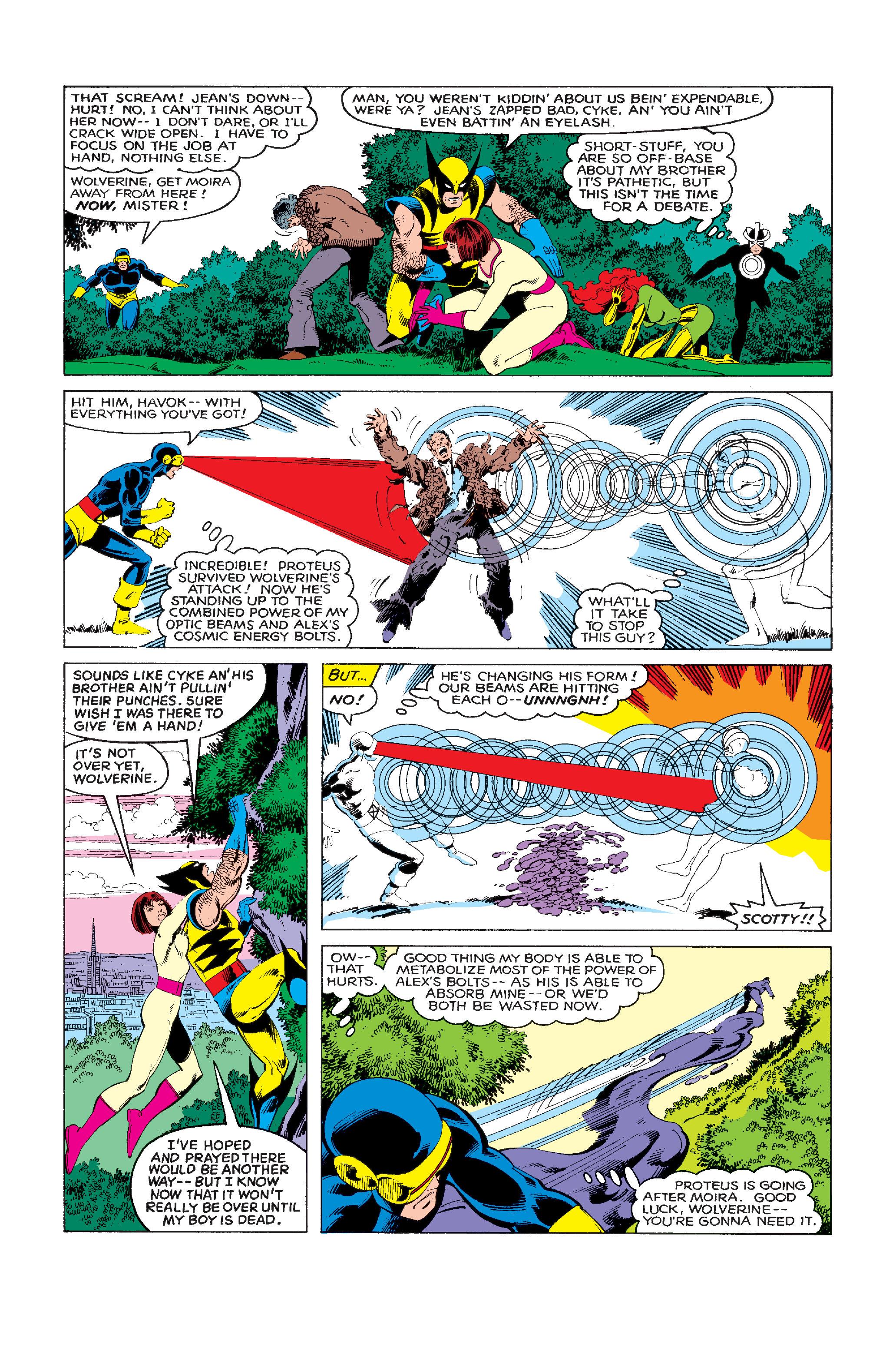 Read online Uncanny X-Men (1963) comic -  Issue #128 - 13