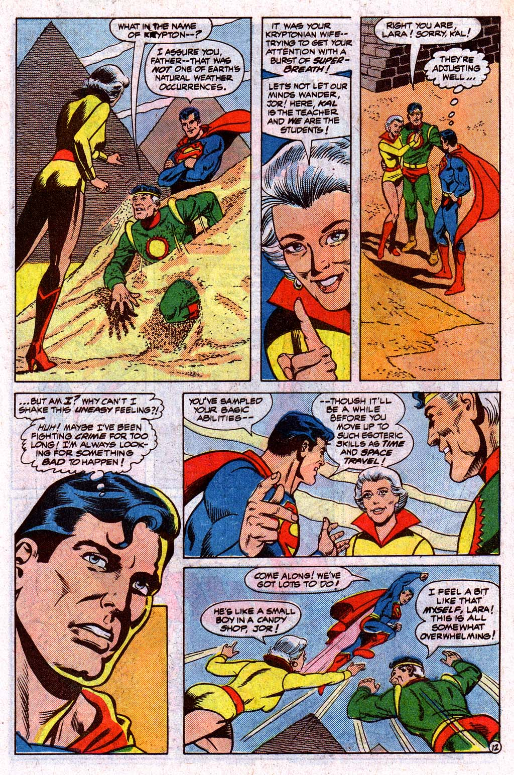 Read online Action Comics (1938) comic -  Issue #582 - 18