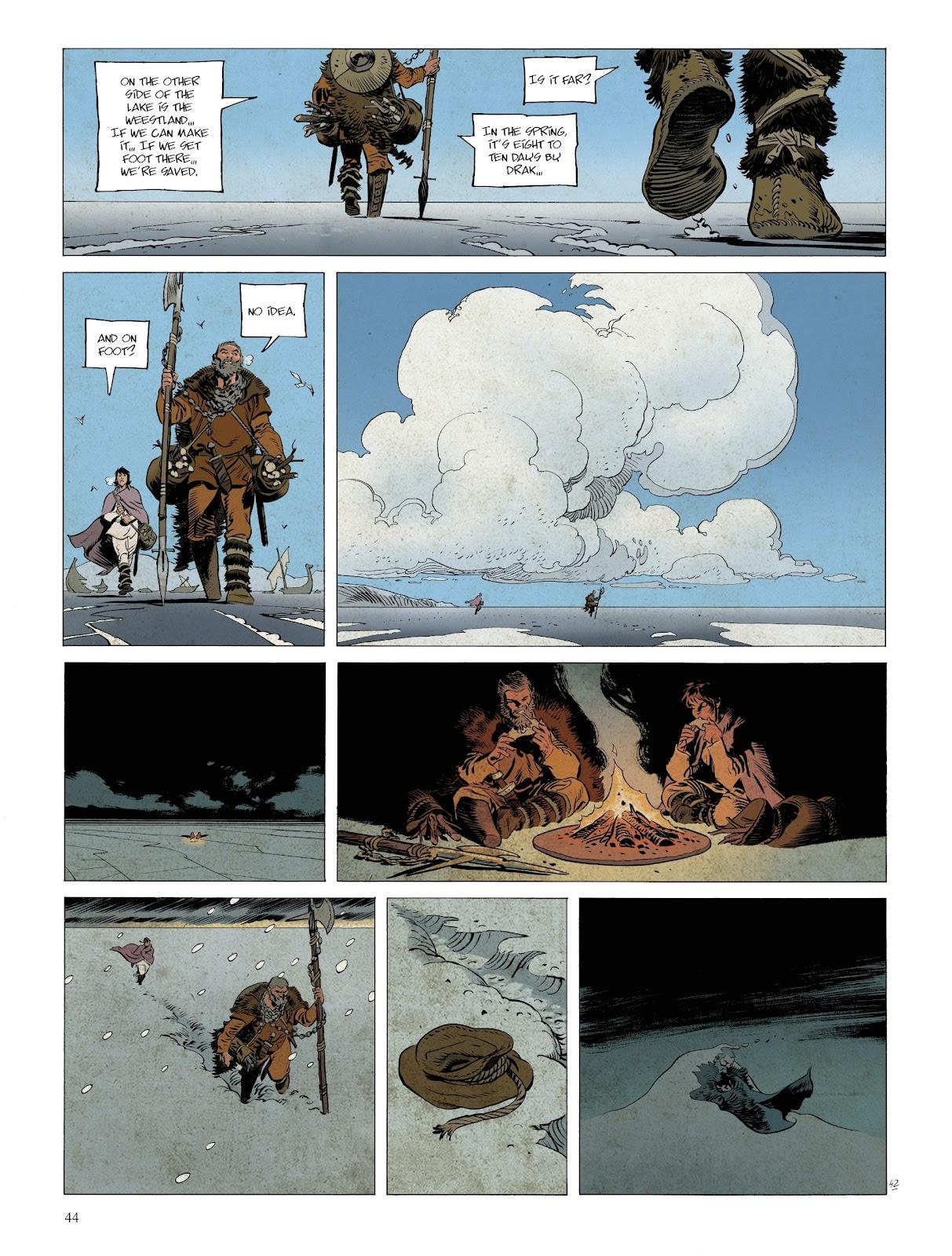 Read online Asgard comic -  Issue #2 - 46