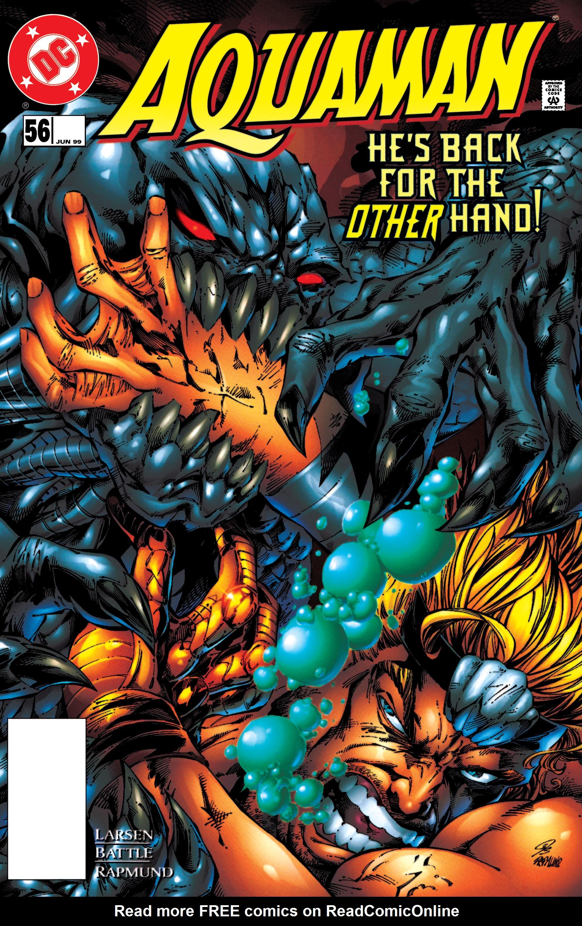 Aquaman (1994) 56 Page 1