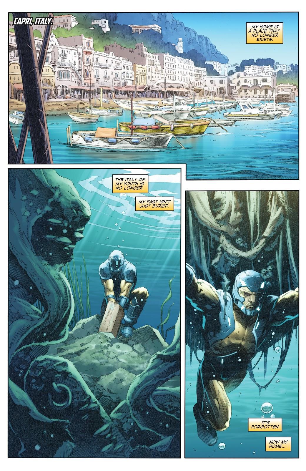 Read online X-O Manowar (2017) comic -  Issue #23 - 14