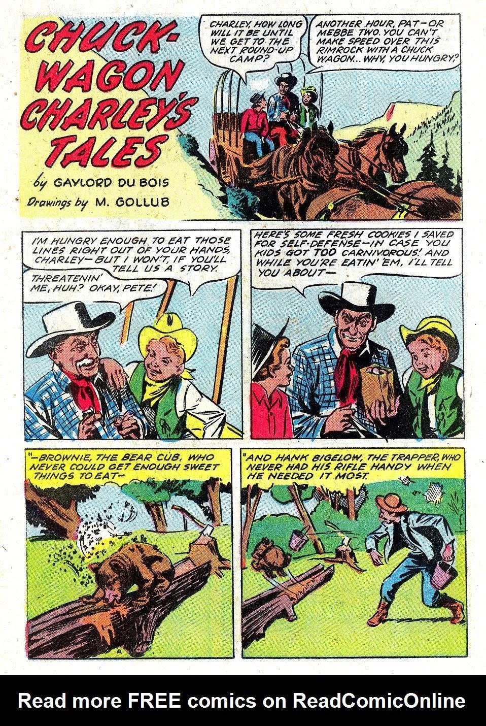 Read online Animal Comics comic -  Issue #28 - 26
