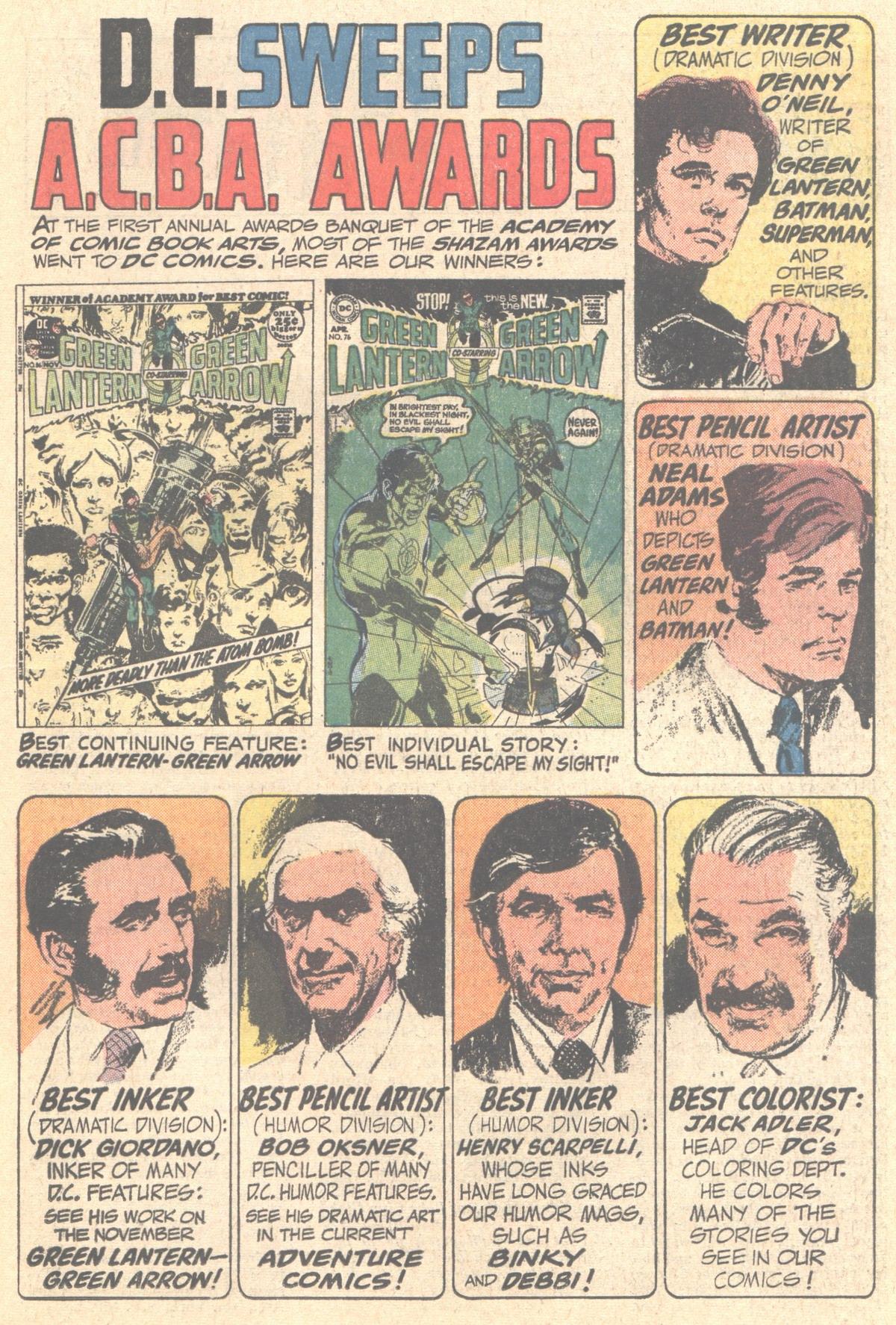 Read online Adventure Comics (1938) comic -  Issue #411 - 21