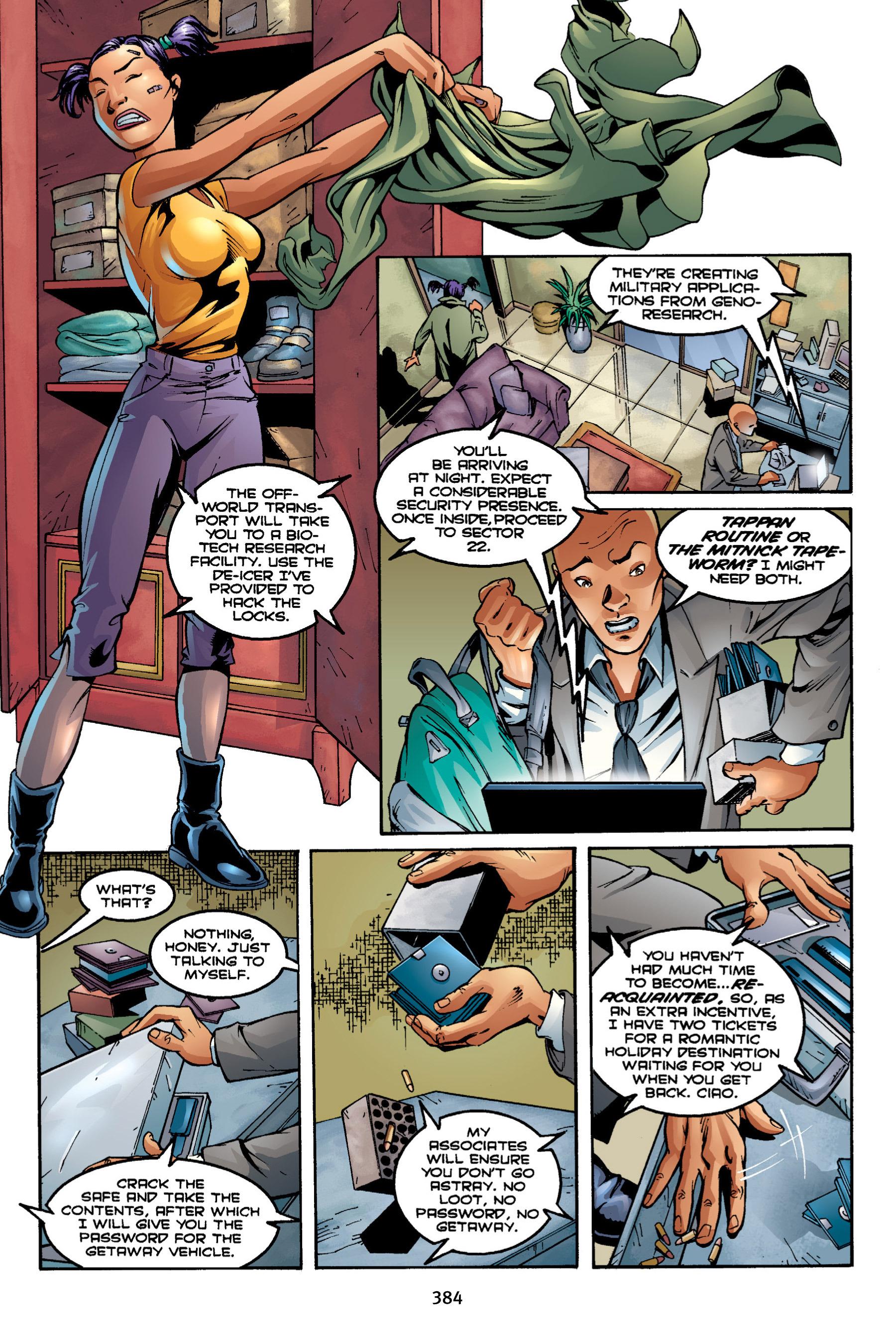 Read online Aliens vs. Predator Omnibus comic -  Issue # _TPB 2 Part 4 - 49