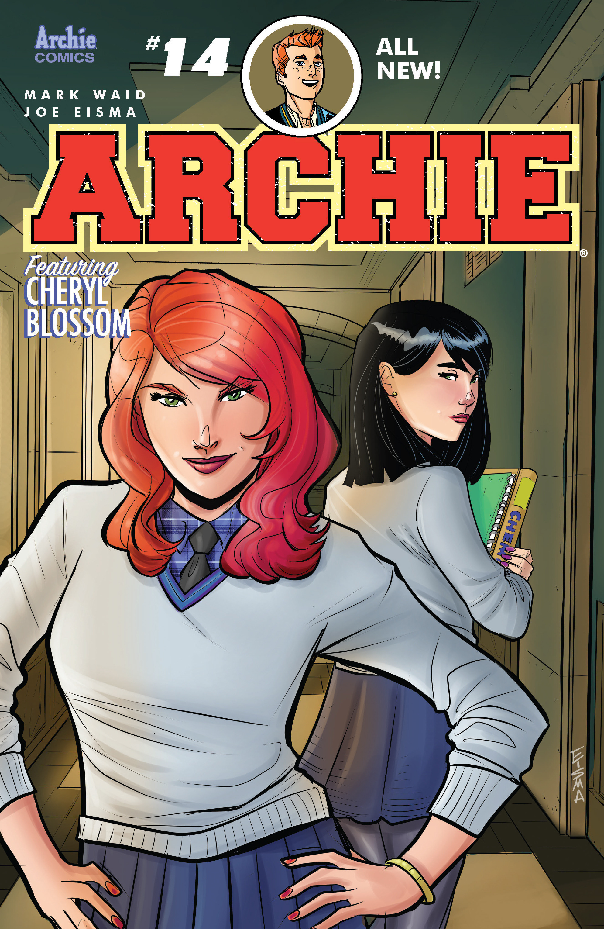 Read online Archie (2015) comic -  Issue #14 - 1