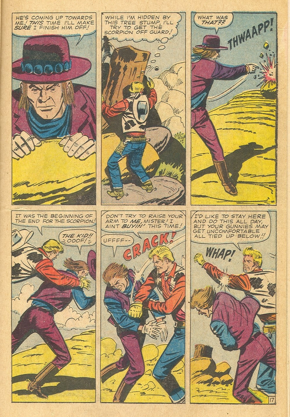 Kid Colt Outlaw issue 115 - Page 23