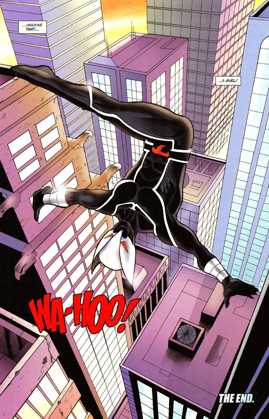 Read online ShadowHawk (2005) comic -  Issue #15 - 23