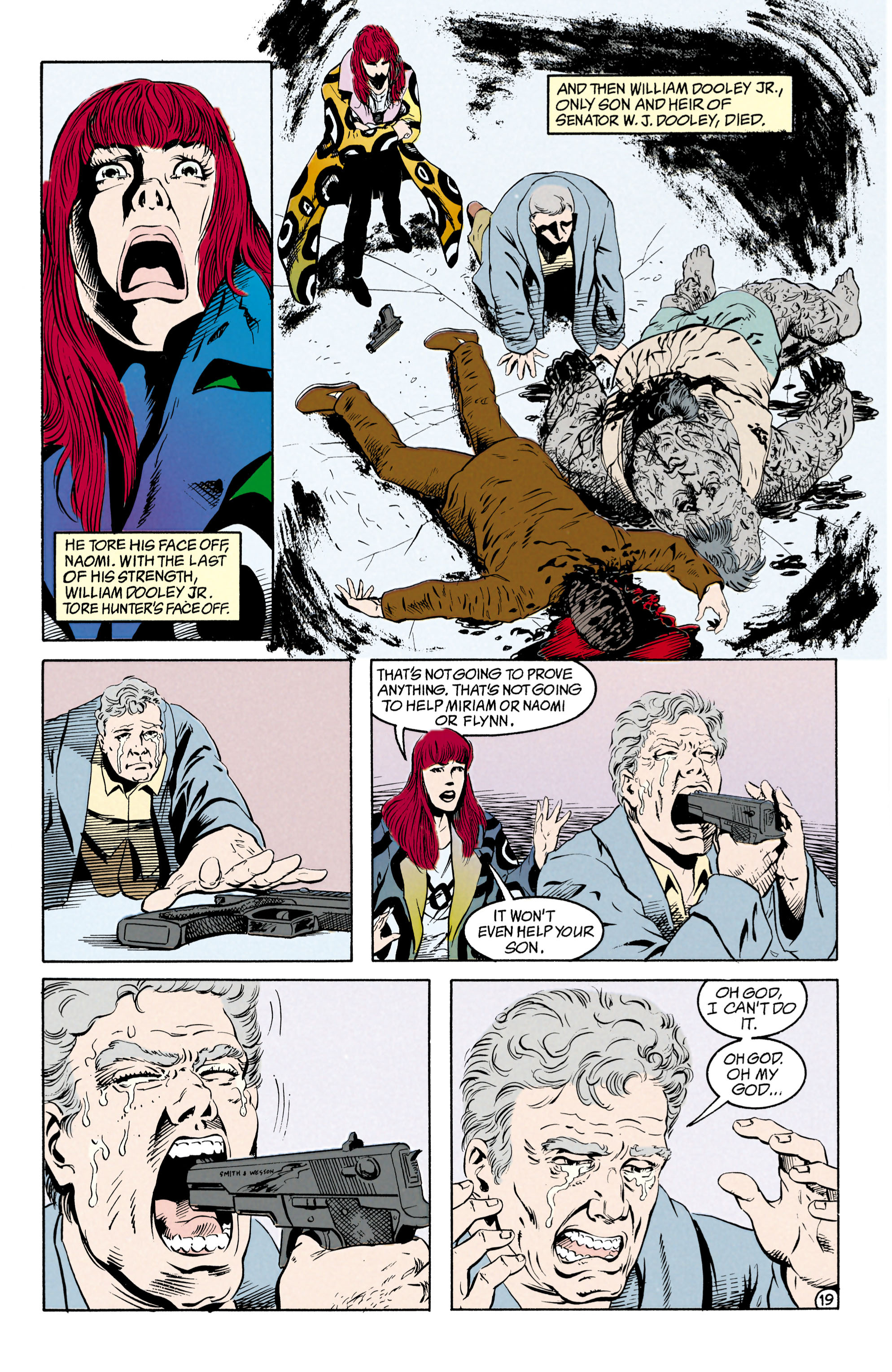 Read online Shade, the Changing Man comic -  Issue #29 - 20