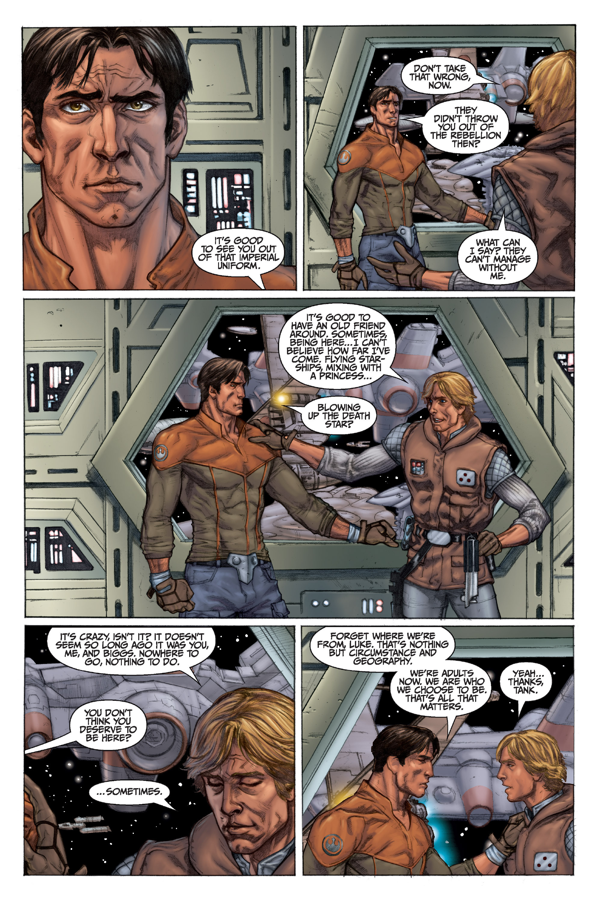 Read online Star Wars Omnibus comic -  Issue # Vol. 22 - 401