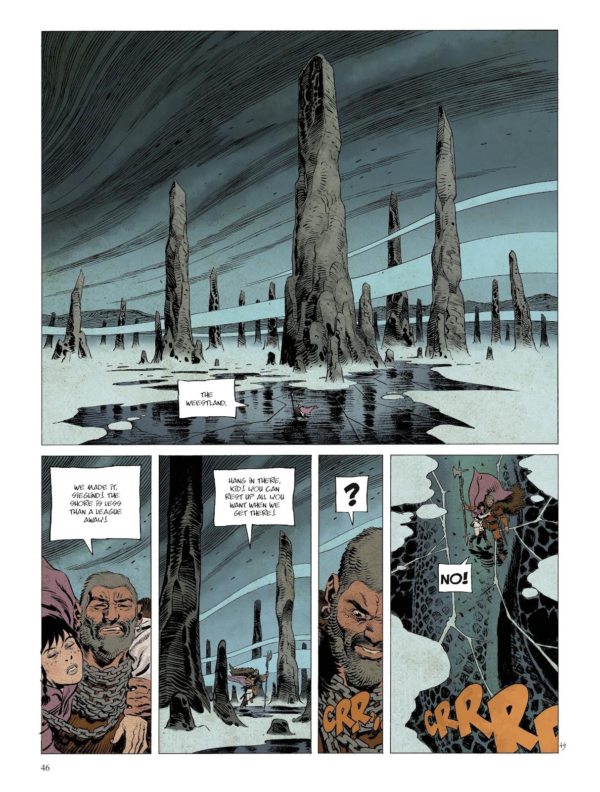 Read online Asgard comic -  Issue #2 - 48