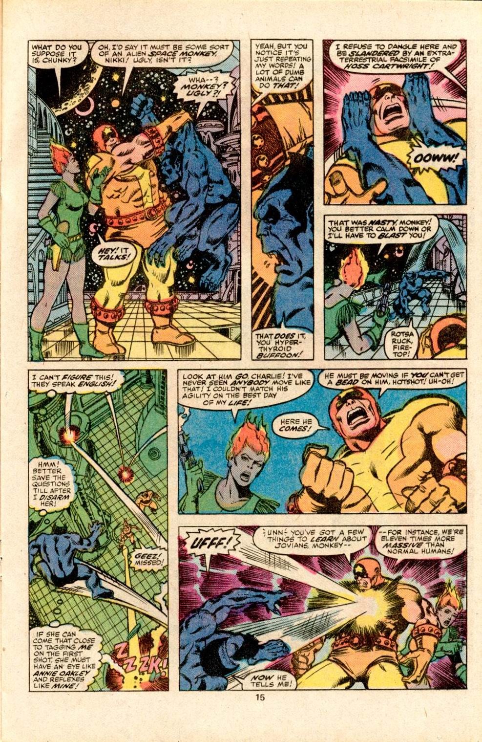 The Avengers (1963) 167 Page 9