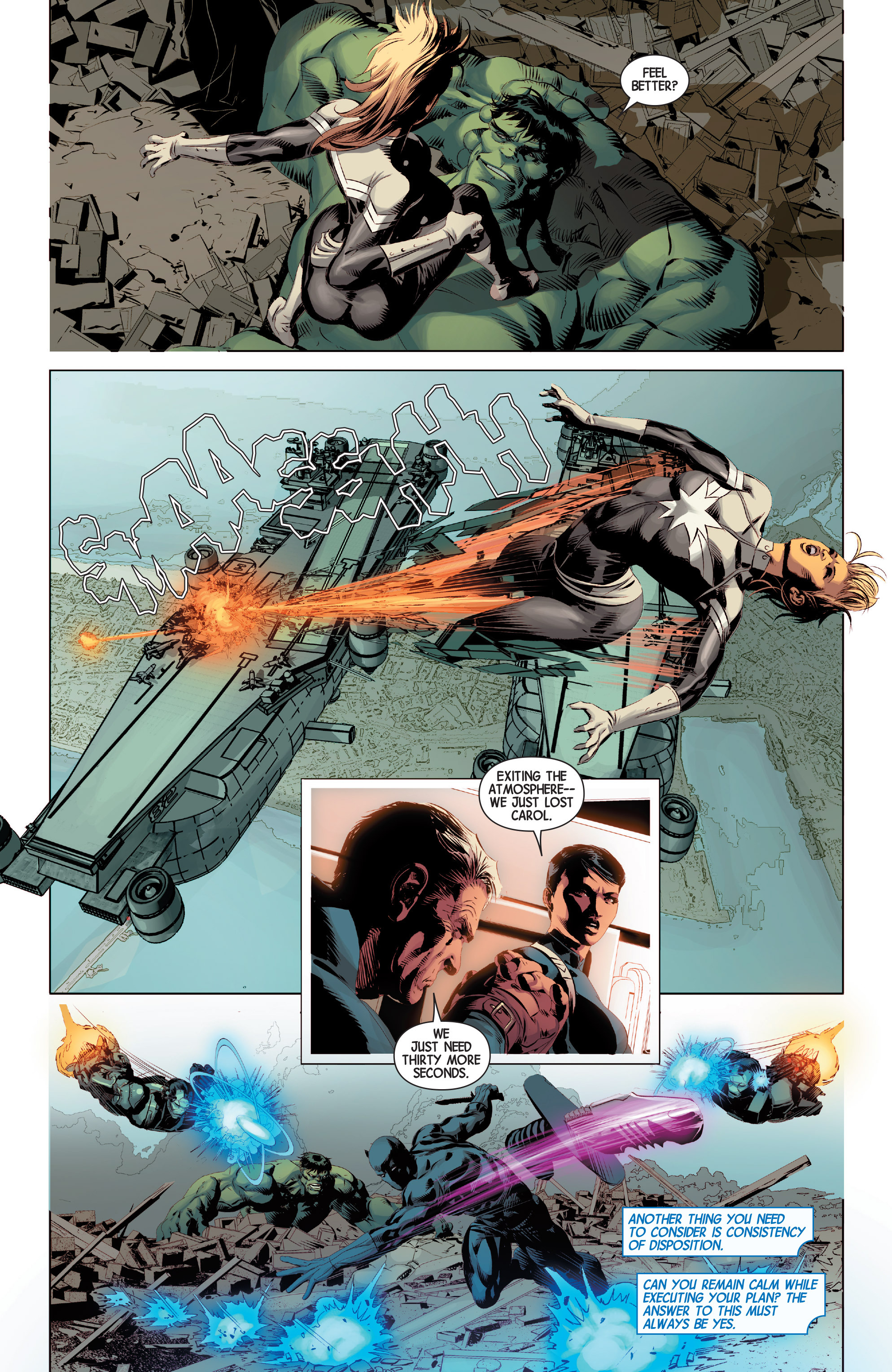 Read online Avengers (2013) comic -  Issue #39 - 20