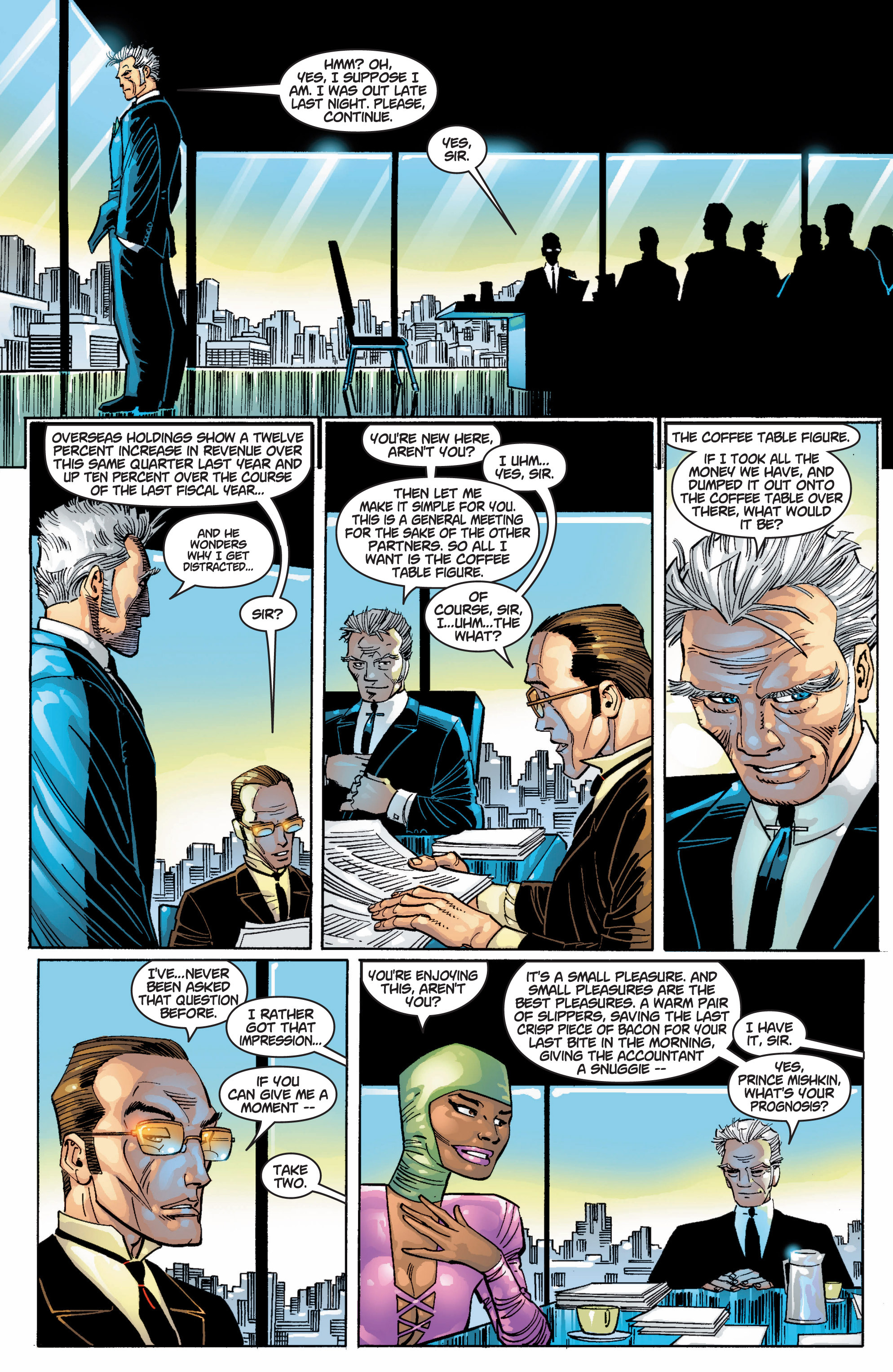 The Amazing Spider-Man (1999) 31 Page 5