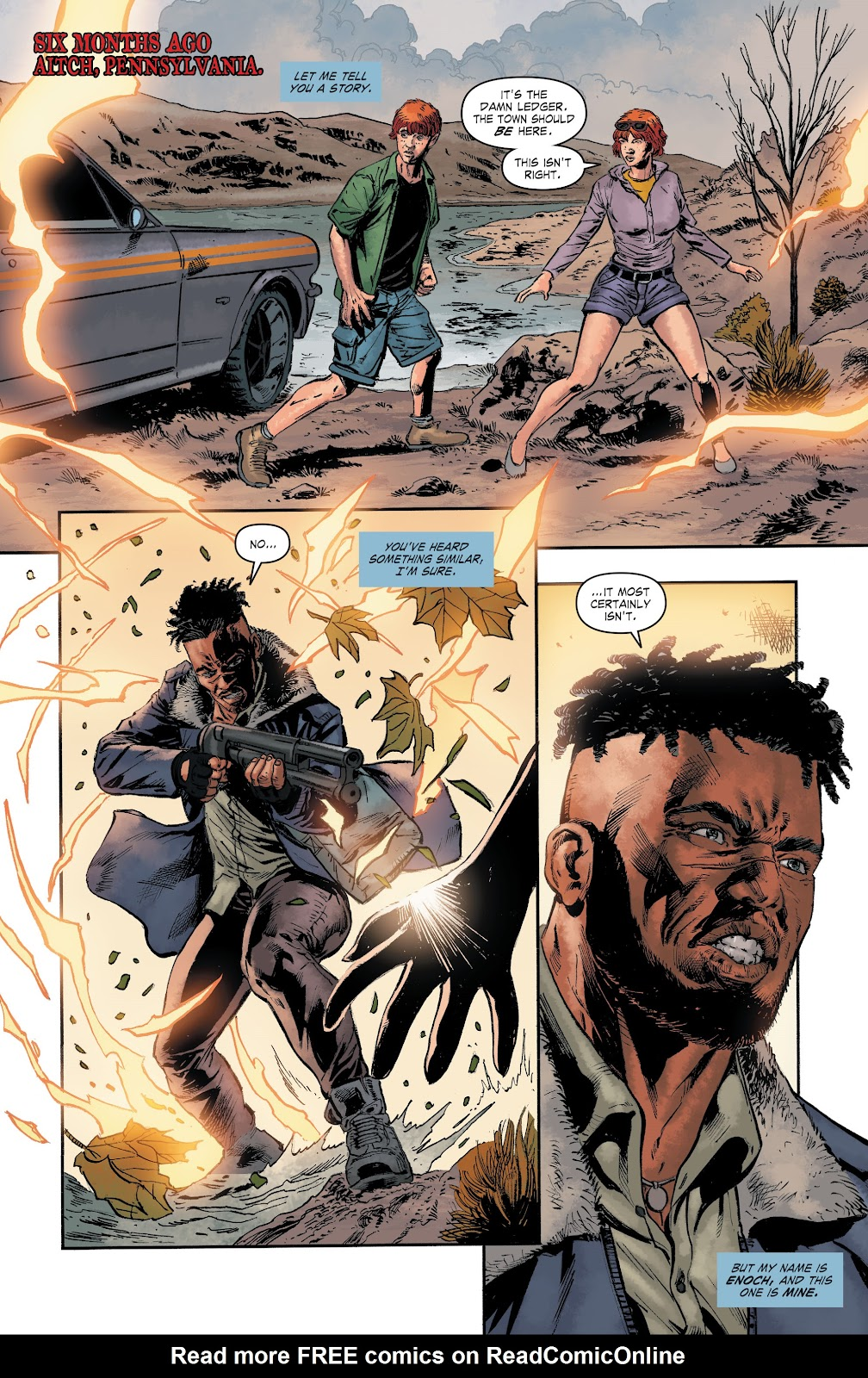 Read online The Curse of Brimstone: Ashes comic -  Issue # TPB (Part 1) - 70