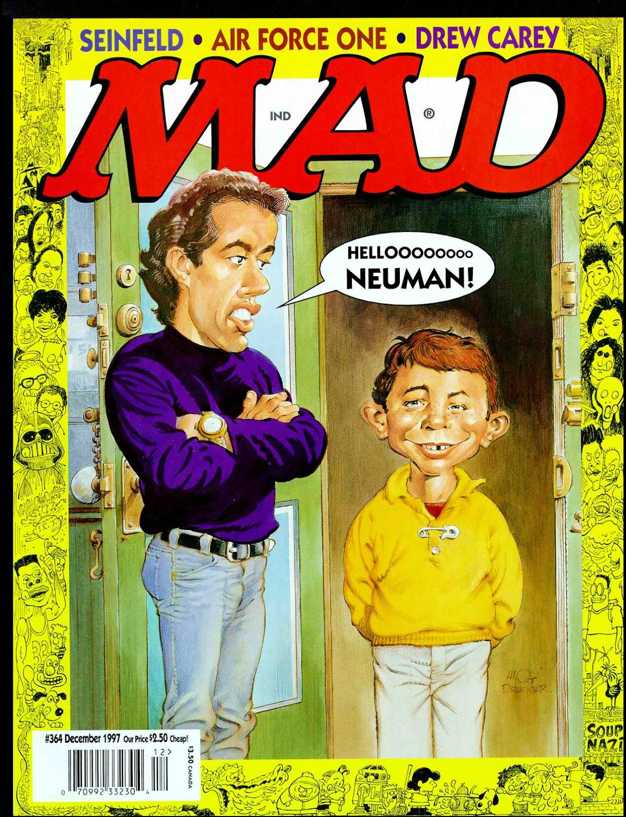 MAD issue 364 - Page 1