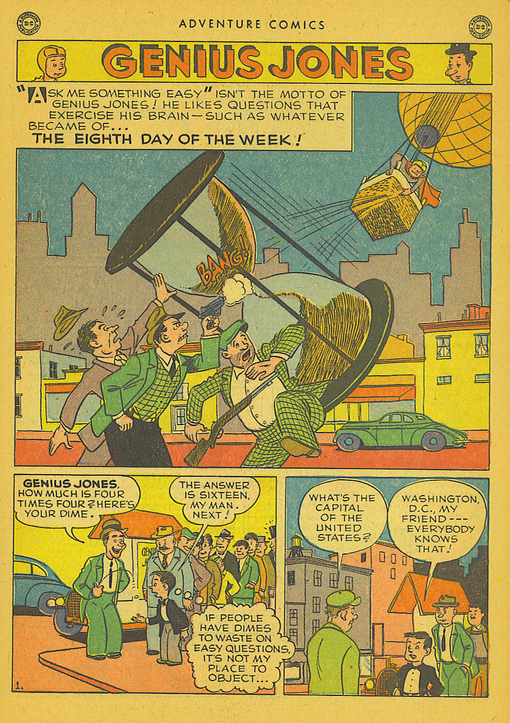 Read online Adventure Comics (1938) comic -  Issue #102 - 27