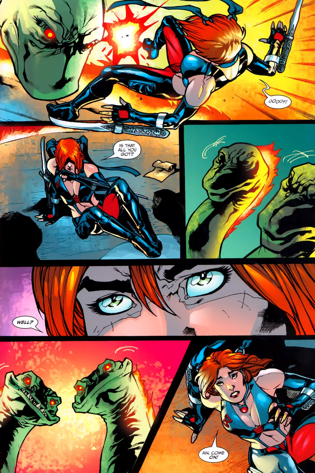 BloodRayne: Automaton issue Full - Page 12