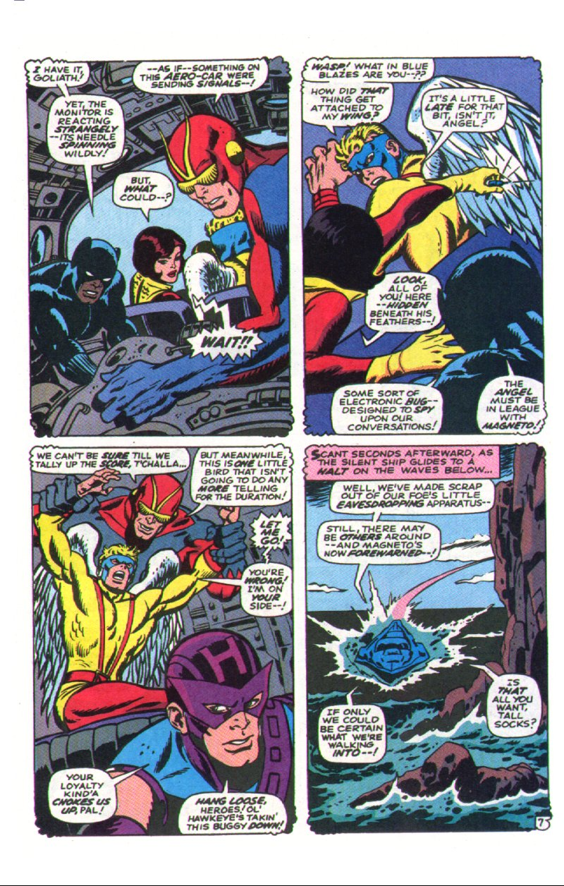 The Avengers (1963) 53 Page 7