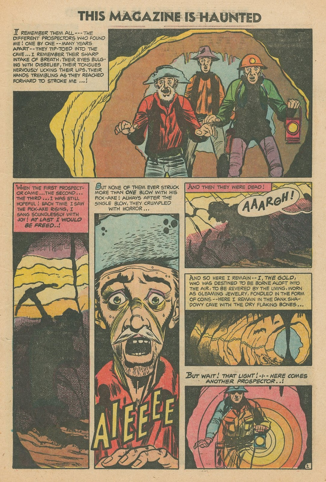 Read online This Magazine Is Haunted comic -  Issue #21 - 17