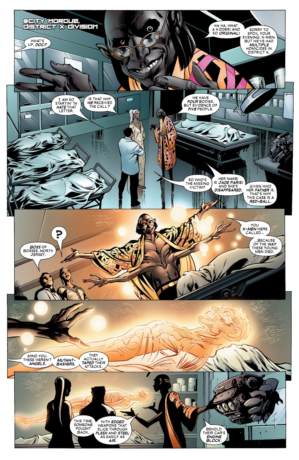 Uncanny X-Men (1963) issue 450 - Page 14