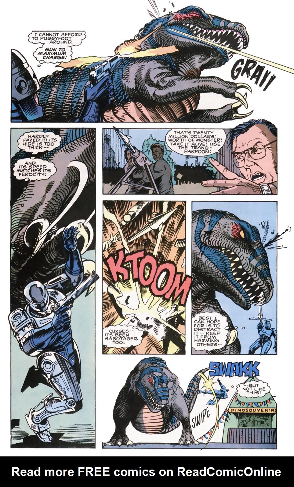 Read online Robocop (1990) comic -  Issue #7 - 17