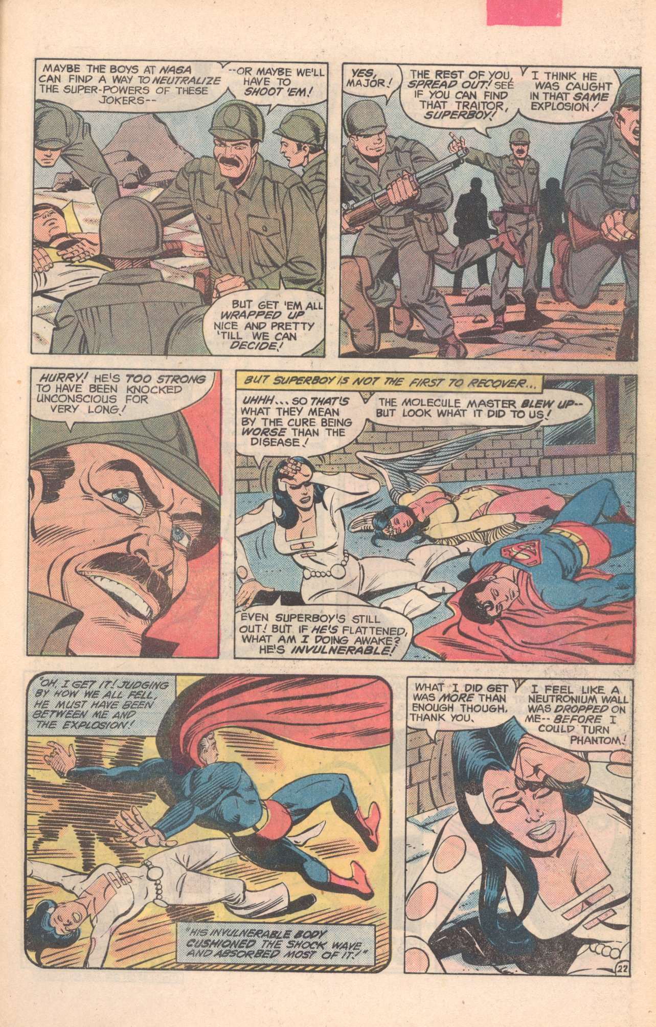 Legion of Super-Heroes (1980) 281 Page 22