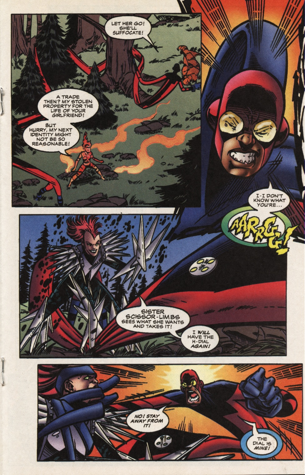 Read online Superboy & The Ravers comic -  Issue #13 - 14