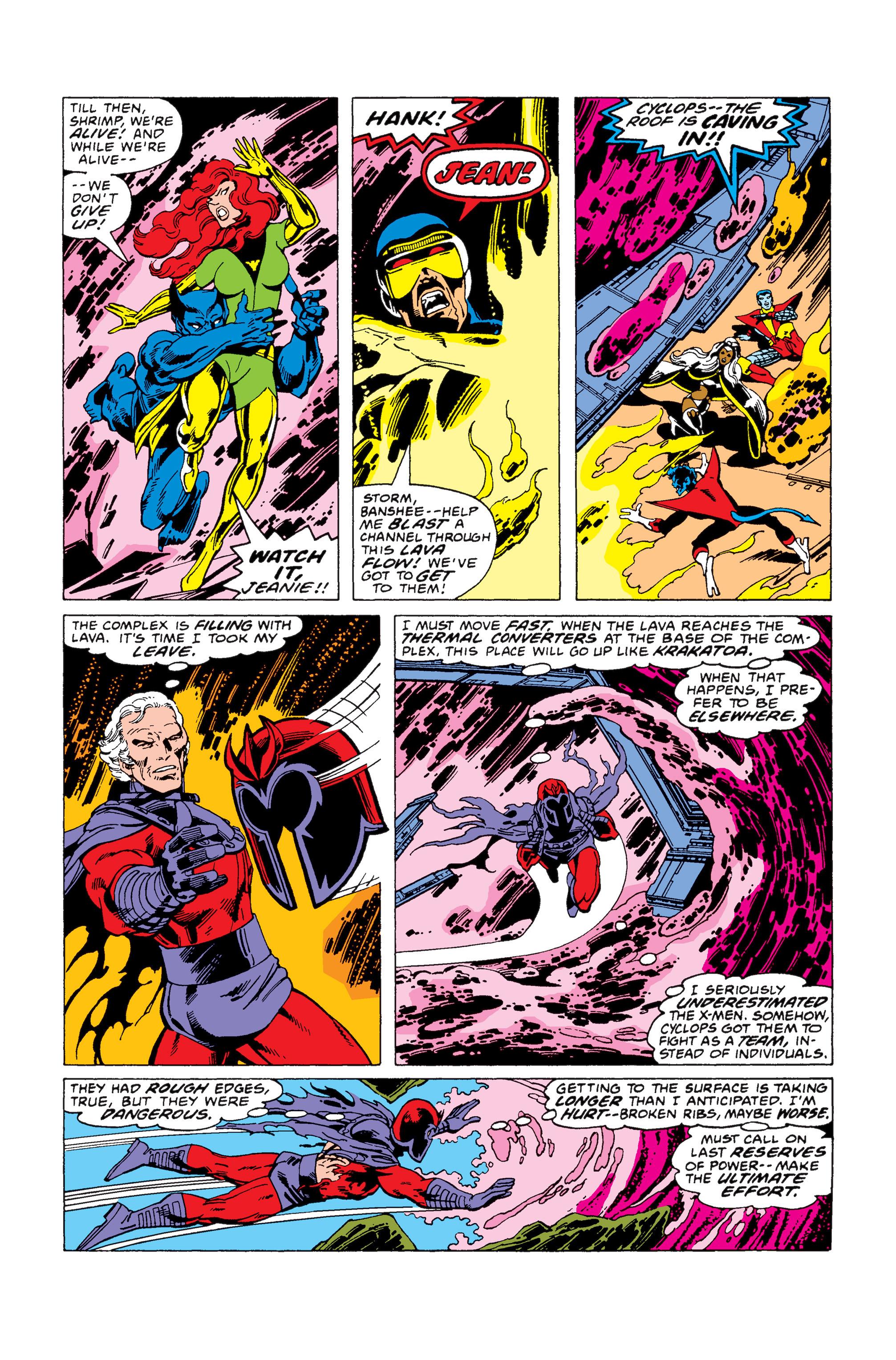 Uncanny X-Men (1963) 113 Page 15