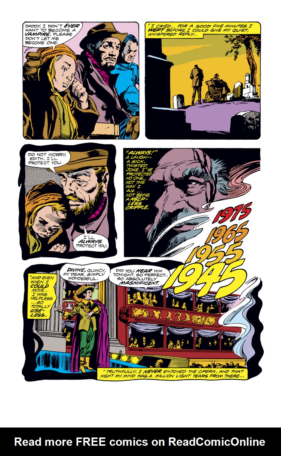 Tomb of Dracula (1972) issue 33 - Page 4