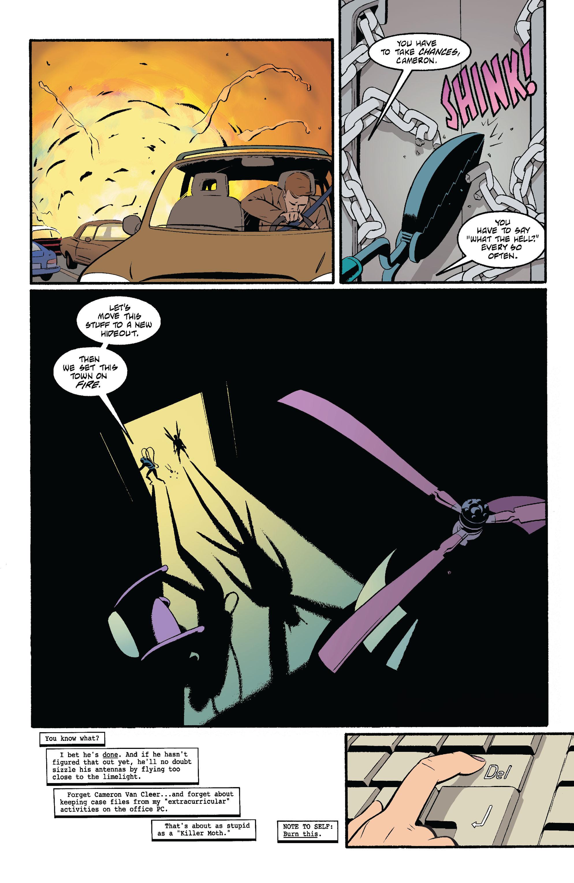 Read online Batgirl/Robin: Year One comic -  Issue # TPB 2 - 107