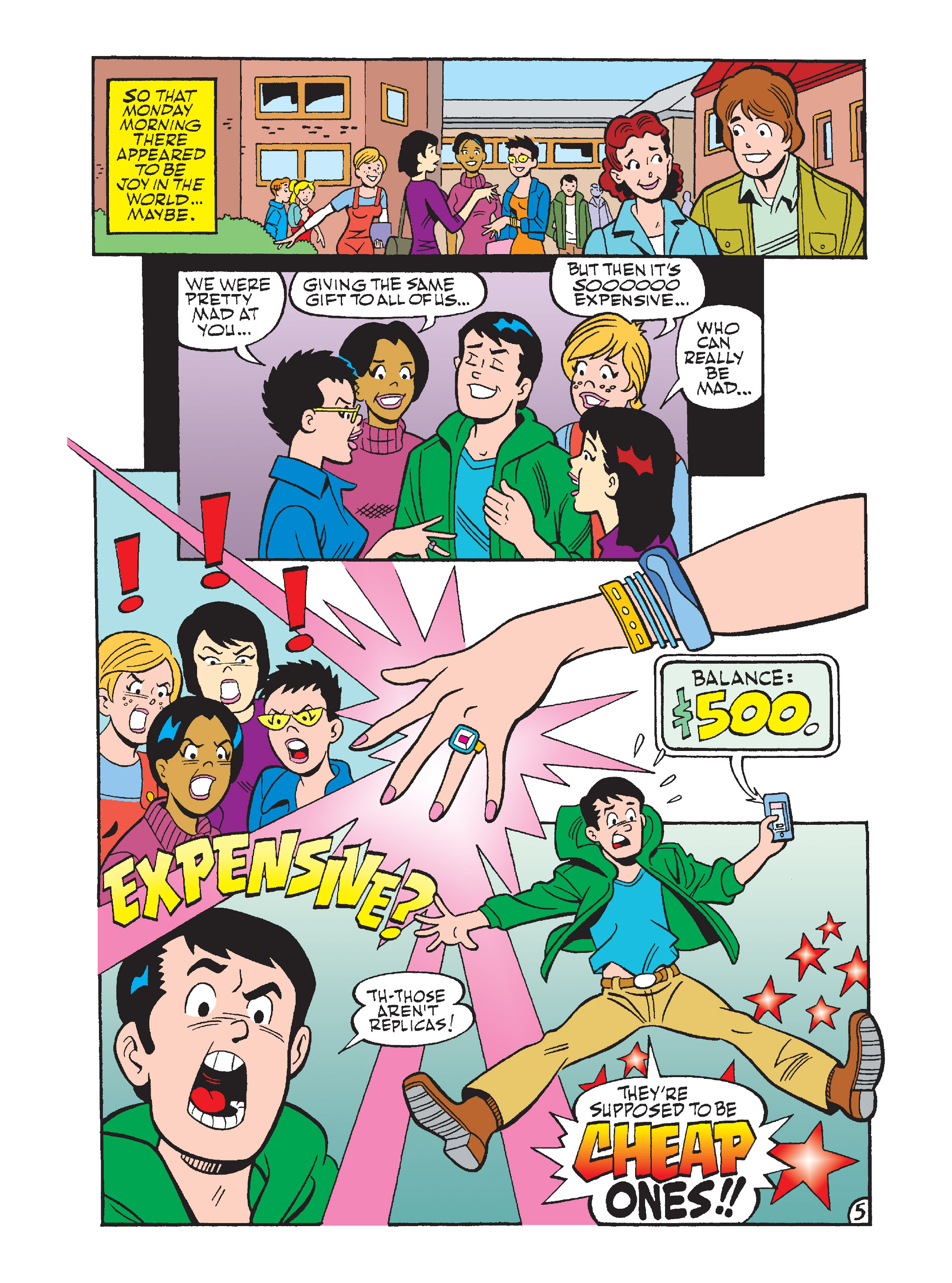 Read online Archie's Funhouse Double Digest comic -  Issue #10 - 6