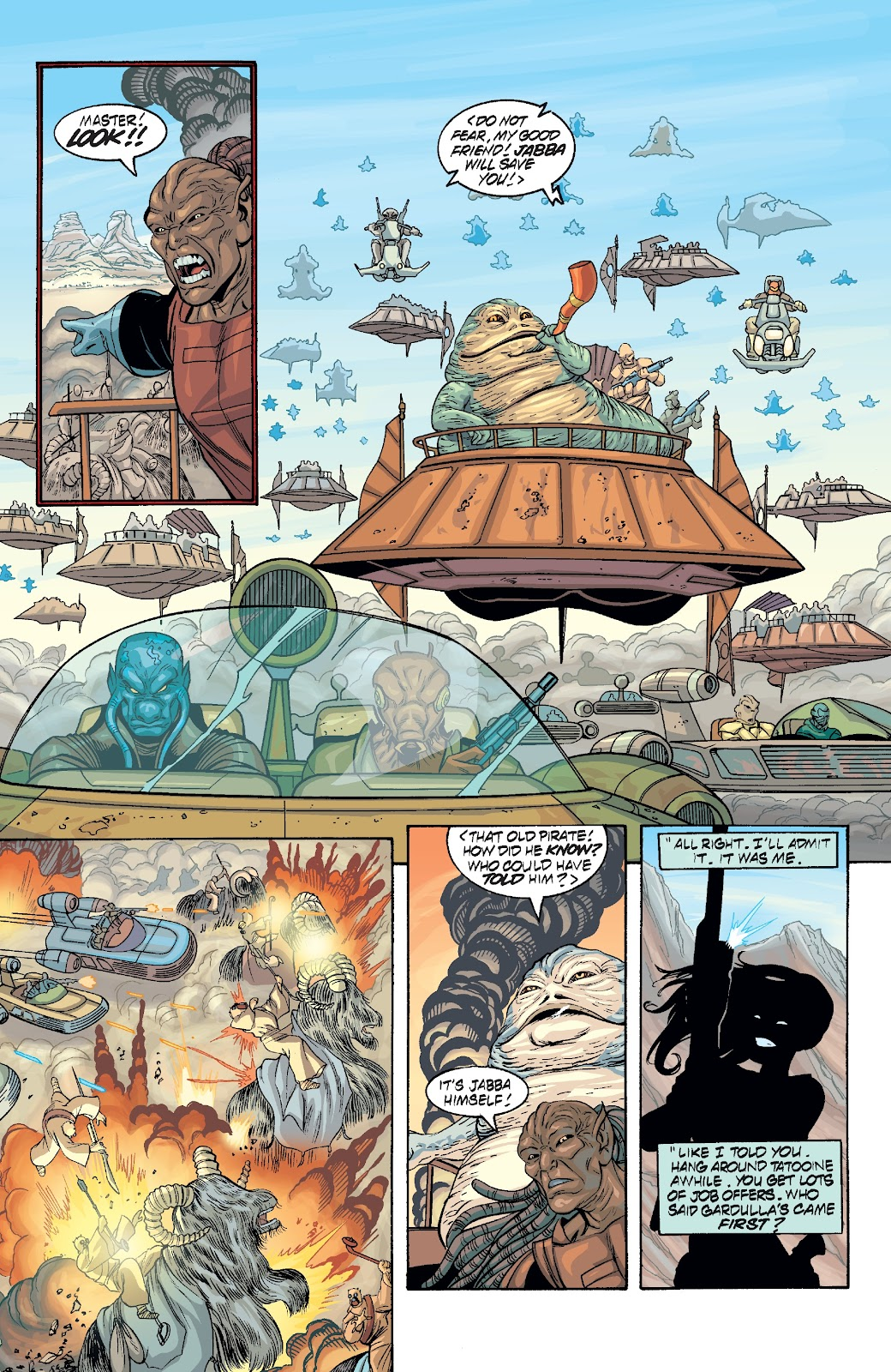 Read online Star Wars Legends Epic Collection: The Menace Revealed comic -  Issue # TPB (Part 3) - 23