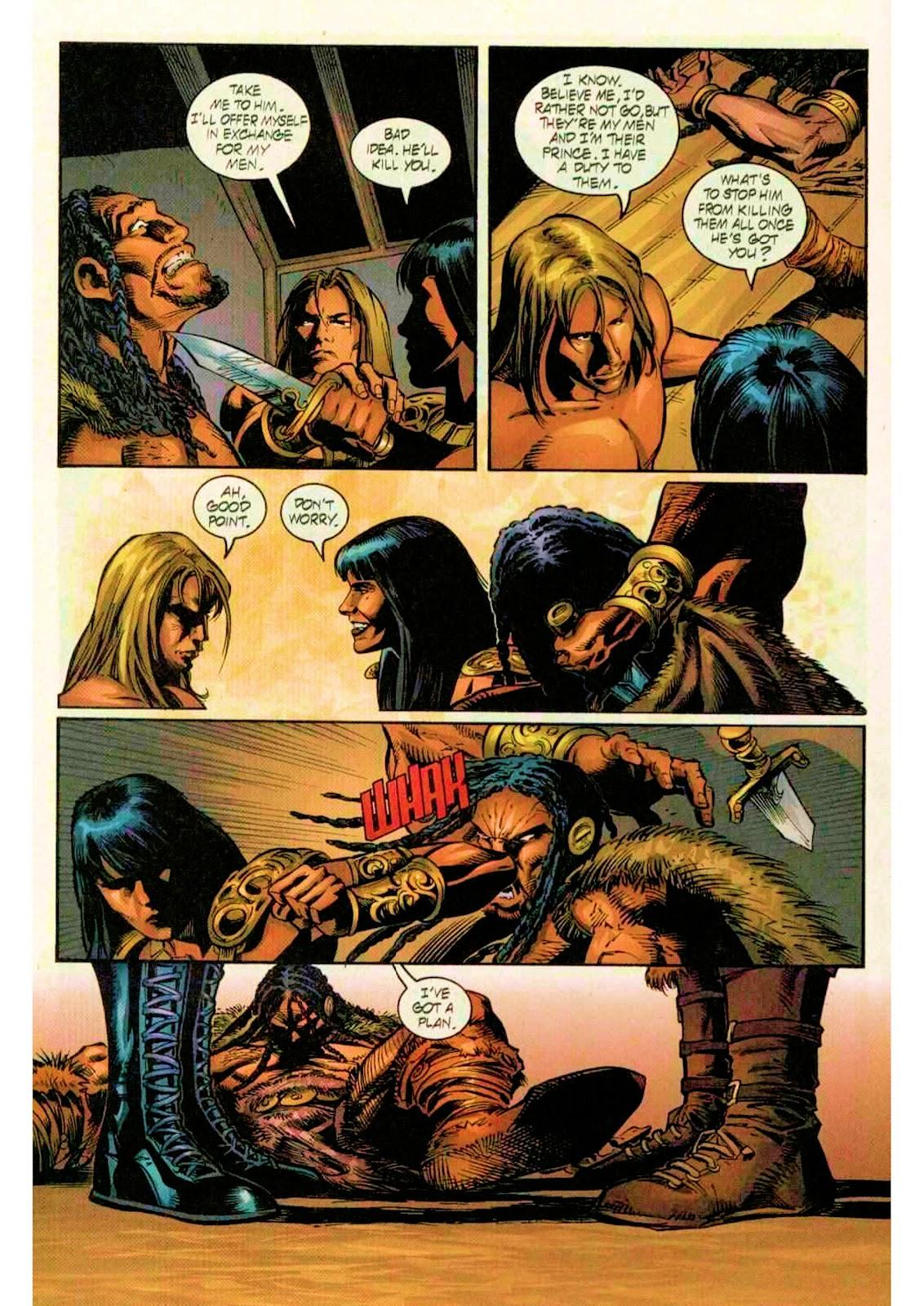 Xena: Warrior Princess (1999) Issue #10 #10 - English 16