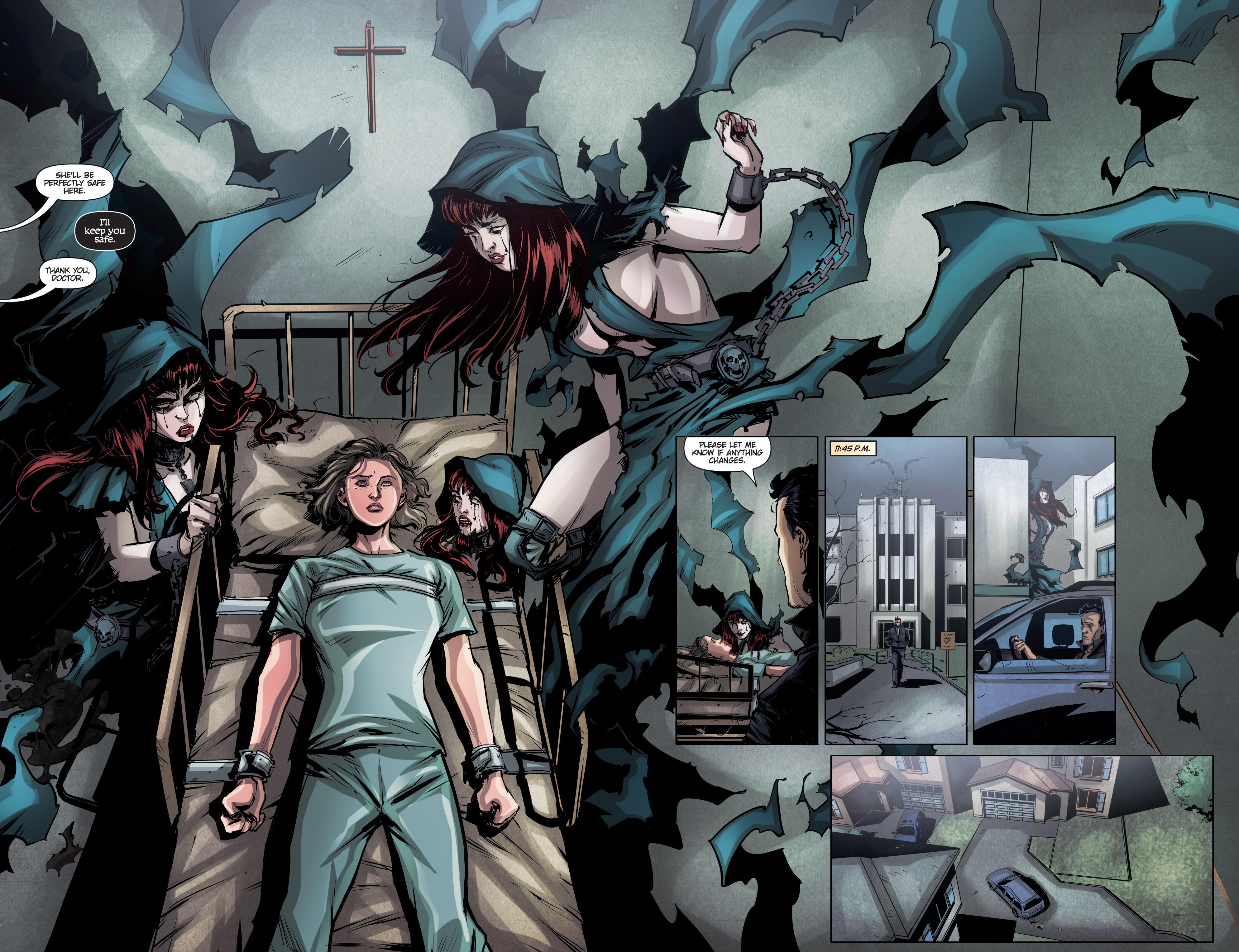 Read online Grimm Fairy Tales presents No Tomorrow comic -  Issue # TPB - 79