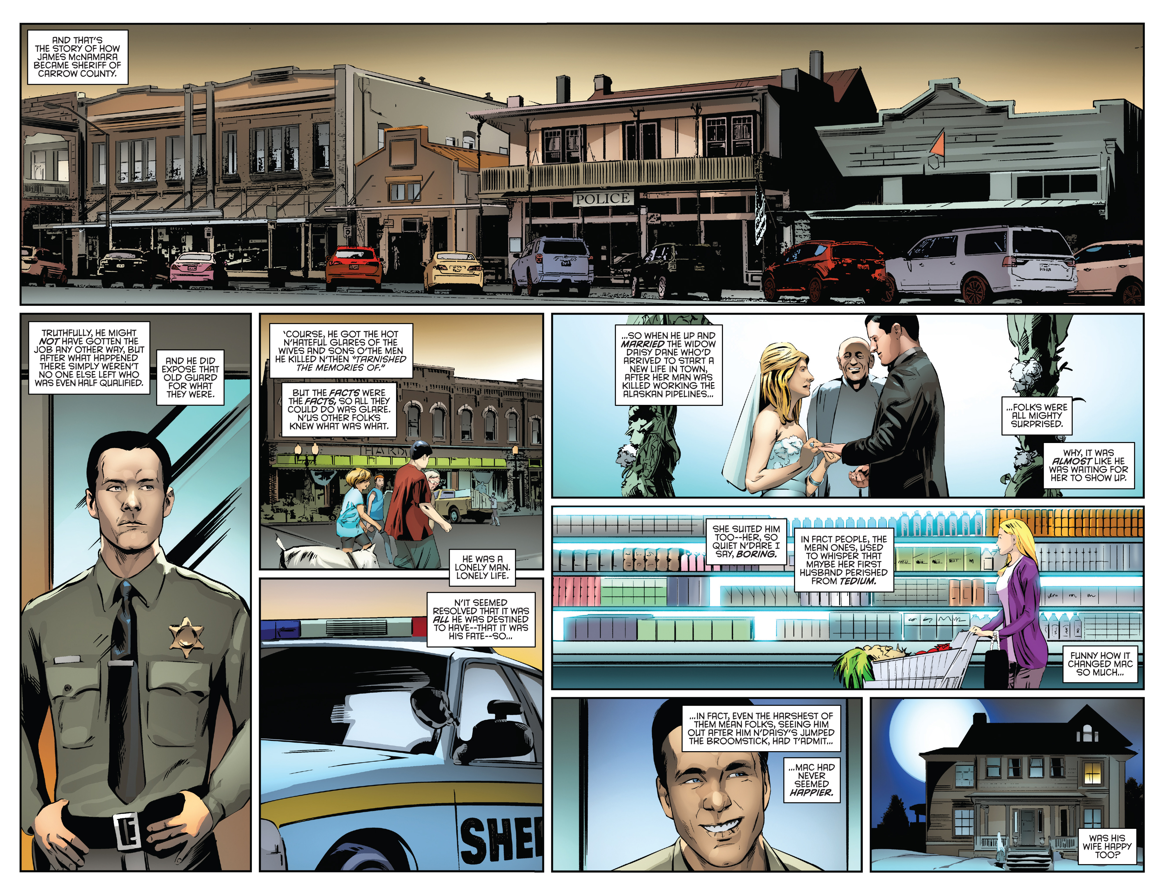 Read online Grand Passion comic -  Issue #5 - 18