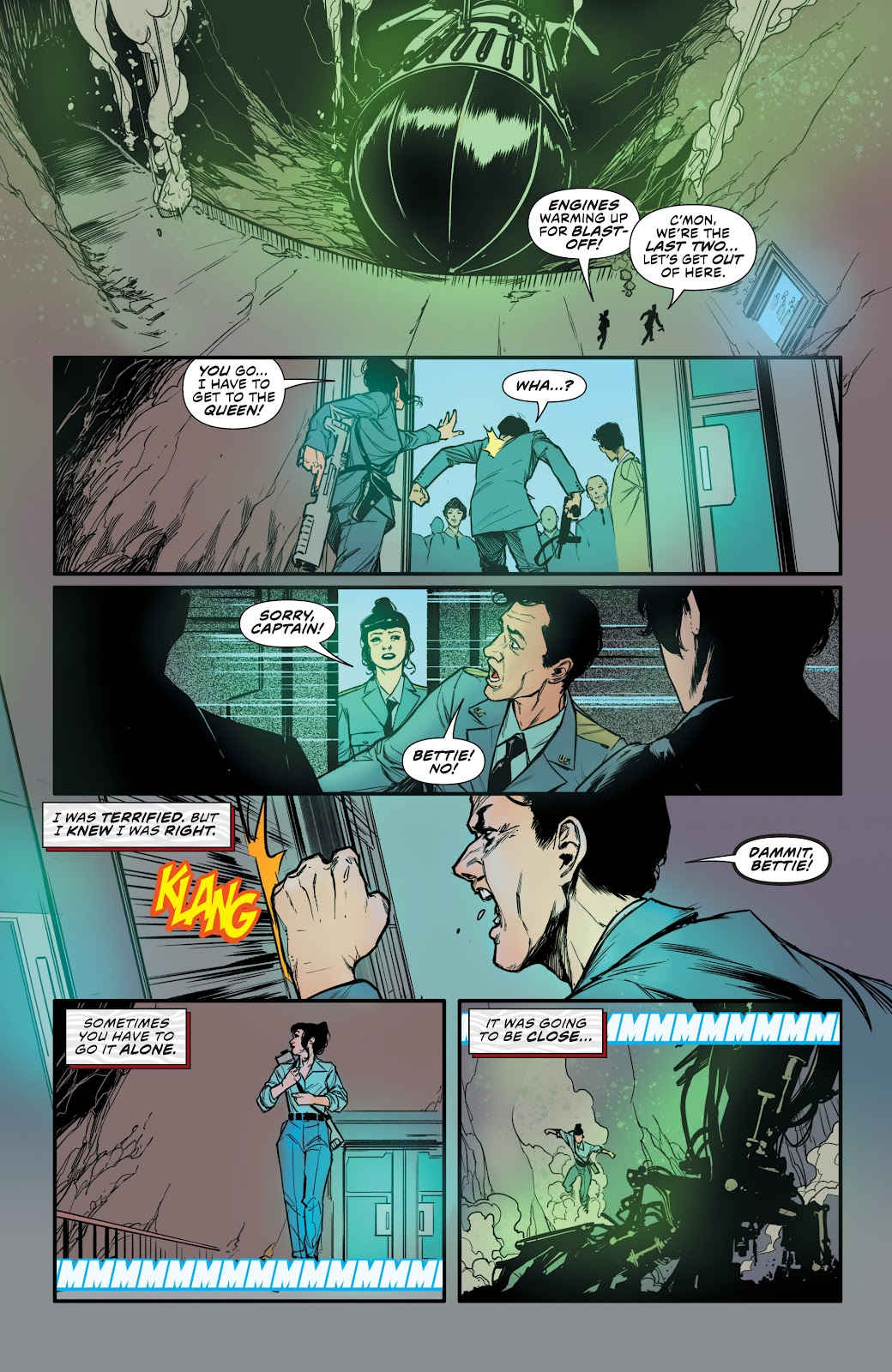 Read online Bettie Page: Unbound comic -  Issue #10 - 19
