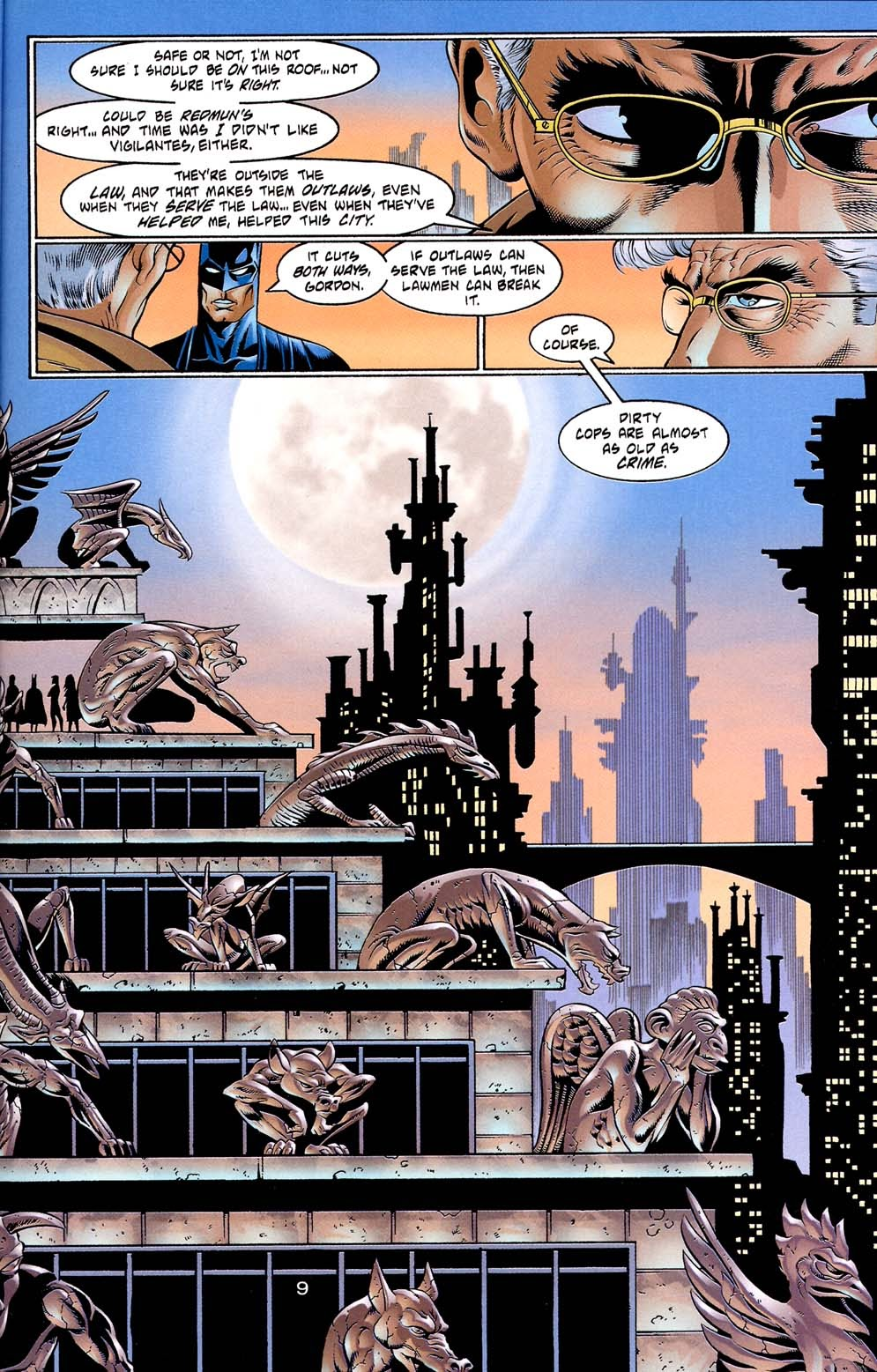 Batman: Outlaws issue 2 - Page 12