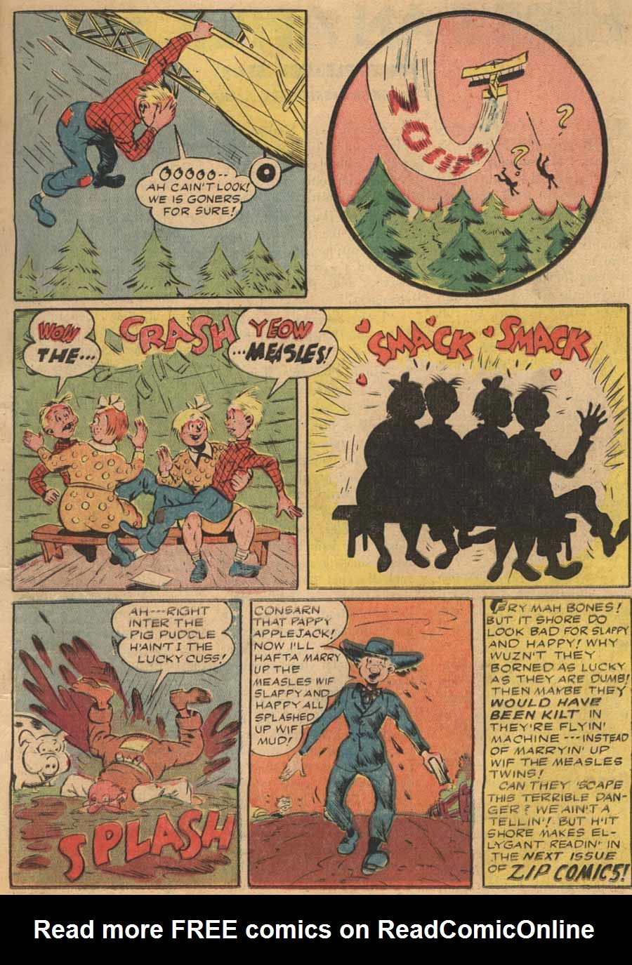 Zip Comics issue 37 - Page 19