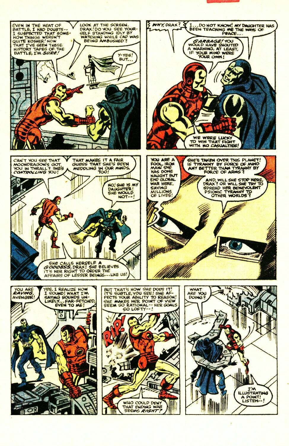 The Avengers (1963) 220 Page 3