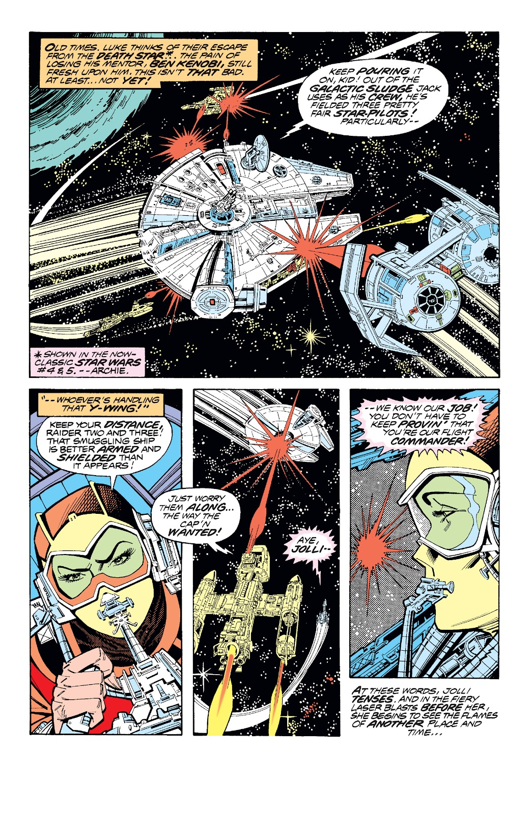 Read online Star Wars Legends: The Original Marvel Years - Epic Collection comic -  Issue # TPB 1 (Part 3) - 69
