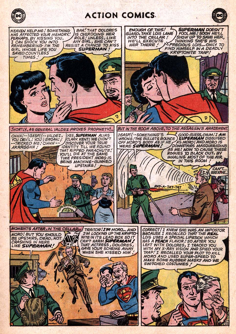 Read online Action Comics (1938) comic -  Issue #306 - 12