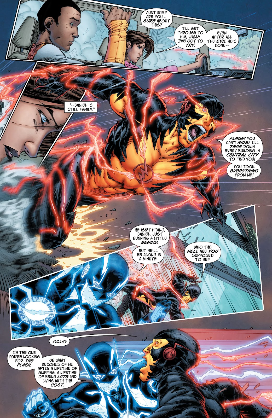 Read online The Flash (2011) comic -  Issue # _TPB 6 (Part 2) - 38